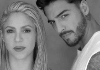 Shakira y Maluma tuvieron un encuentro 'Clandestino' de madrugada